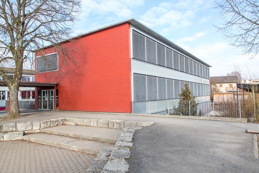 Schule Suhr Primarschule Dorf
